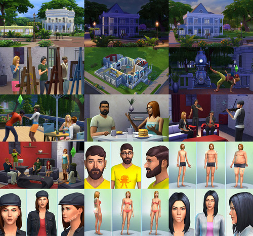 New Sims 4 Images!!