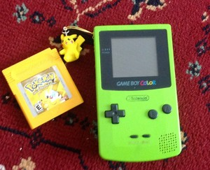 New gameboy colour