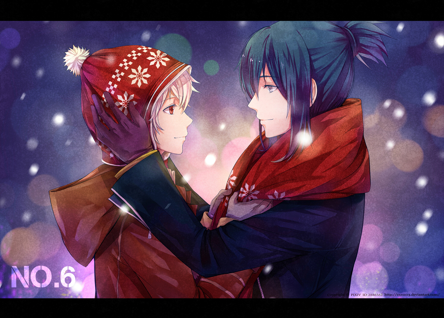 No Love Boy Wallpaper : NezumixShion images Nezumi & Shion HD wallpaper and ...