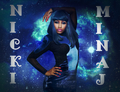 Nicki Space - nicki-minaj fan art