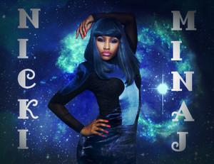 Nicki el espacio