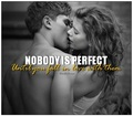 Nobody is Perfect - quotes photo