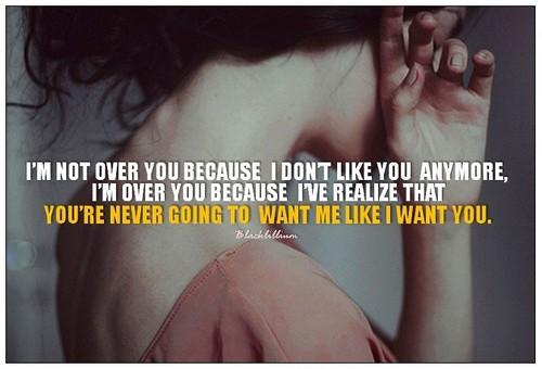 Not Over tu