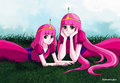 Older, Younger - princess-bubblegum photo