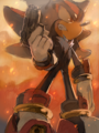 On A Mission - shadow-the-hedgehog photo