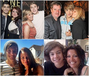 One Direction mothers