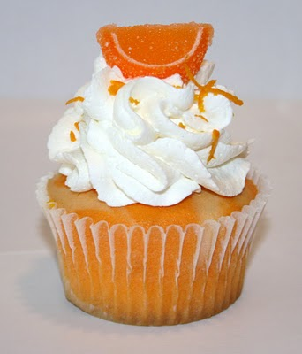 Orange Cupcakes ♥ - Cupcakes Photo (35381802) - Fanpop