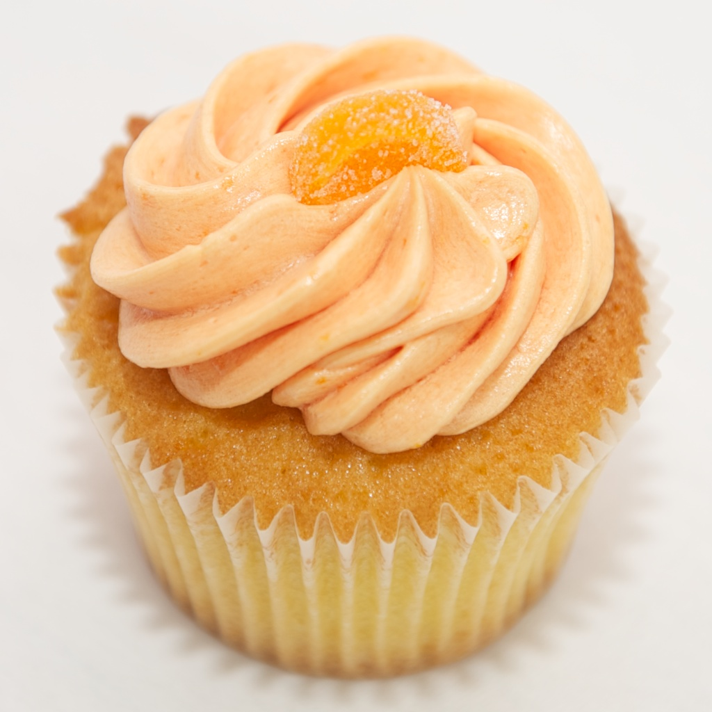 Orange Cupcakes ♥ - Cupcakes Photo (35381837) - Fanpop