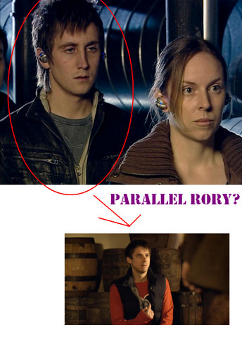 Parallel Rory?