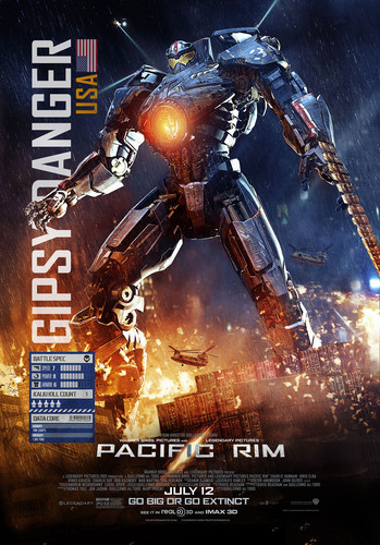 Pacific Rim - Poster