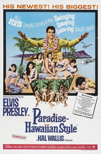 Paradise, Hawaiian Style | Poster ಇ