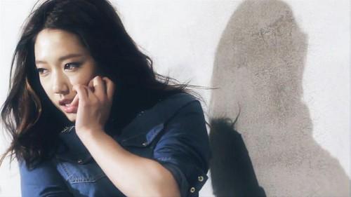 Park Shin Hye Jambangee Photoshoot