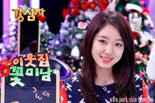 Park Shin Hye Strong jantung