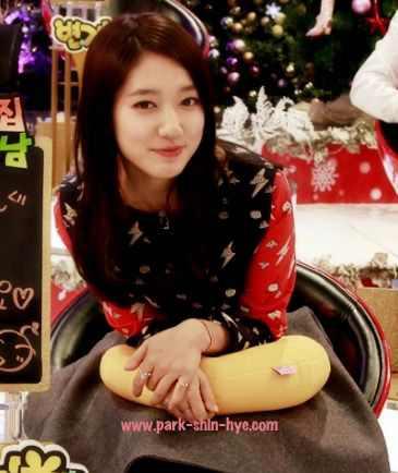 Park Shin Hye Strong moyo