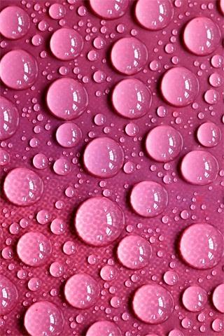 raindrops wallpaper android