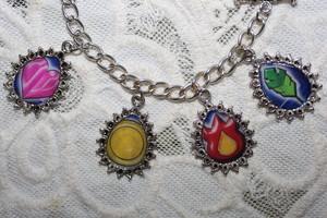 Pokemon Badges Charm Bracelet PICK Kanto, johto, hoenn, sinnoh, unova
