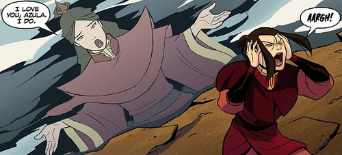 Avatar The Last Airbender kertas dinding containing Anime called Poor Azula. :(