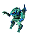 Predacon Cybershark - transformers fan art
