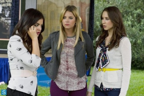 Pretty Little Liars TV Show images Pretty Little Liars - Episode 4.12 ...