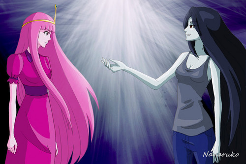 Princess Bubblegum x Marceline