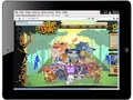 Proof Du can play Animal marmelade on the iPad on some apps