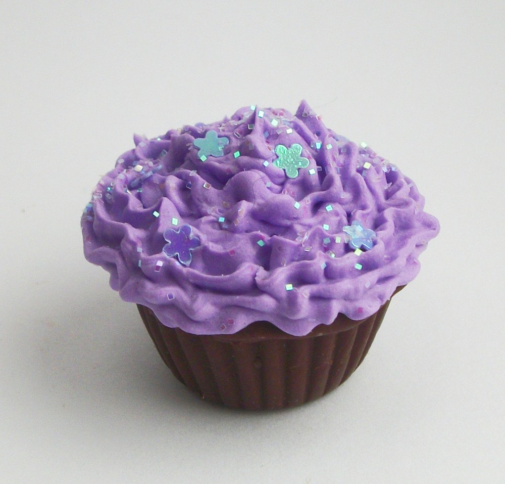 Purple Cupcake - Colors Photo (35336023) - Fanpop