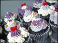 Purple Cupcake - colors photo