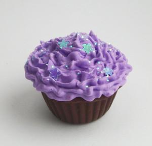 Purple bolo de copo ♥