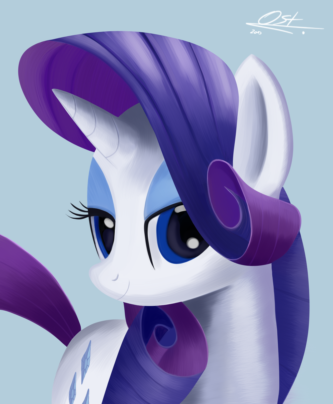 avatar_Rarity Diva Pony