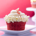 Red Cupcakes ♥ - cupcakes photo