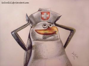 Rico as a nurse
