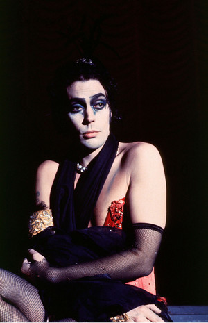Rocky Horror Picture 显示