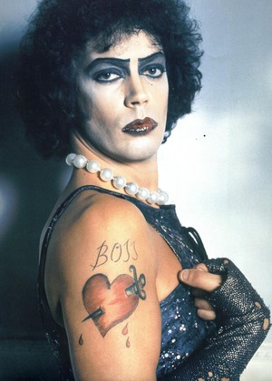 Rocky Horror Picture tampil