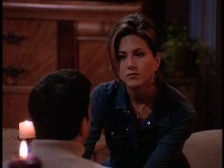 Ross and Rachel 1x07