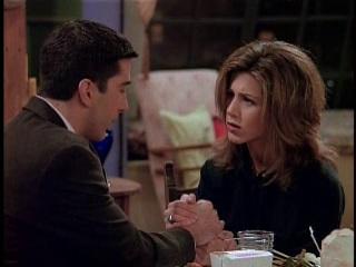 Ross and Rachel 1x19
