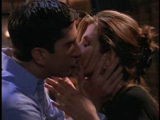 Ross and Rachel 1x24