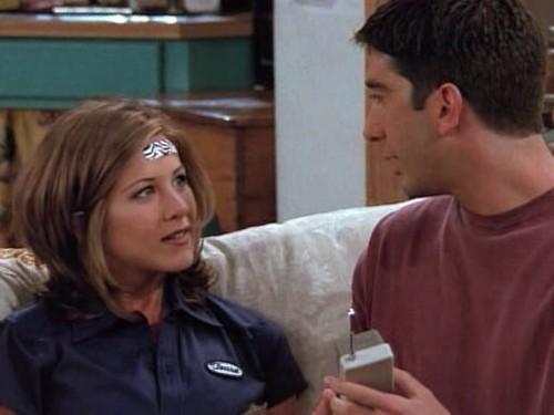 Ross and Rachel 2x01