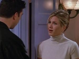 Ross and Rachel 2x08