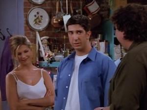 Ross and Rachel 2x09