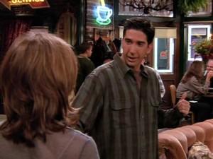 Ross and Rachel 2x14