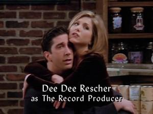 Ross and Rachel 2x17