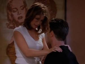 Ross and Rachel 2x18
