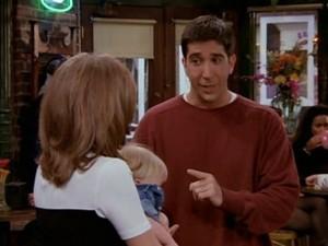 Ross and Rachel 2x20
