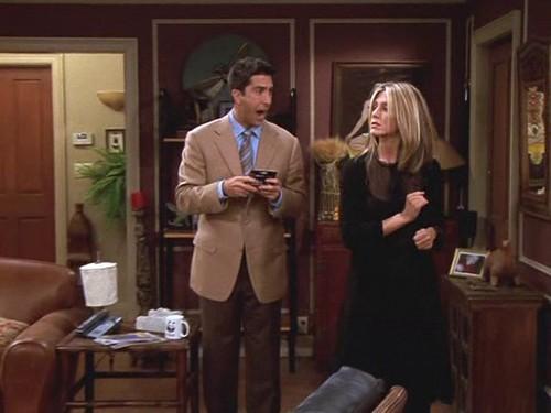 Ross and Rachel 8x03