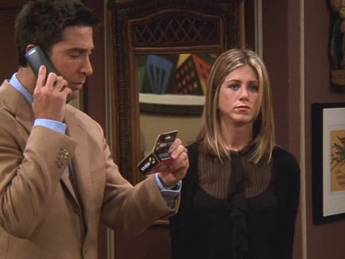 Ross and Rachel wallpaper containing a business suit called Ross and Rachel 8x03