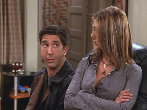 Ross and Rachel 8x04
