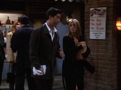 Ross and Rachel 8x05