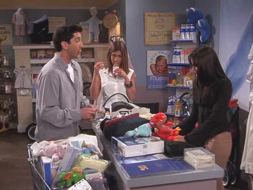 Ross and Rachel 8x21