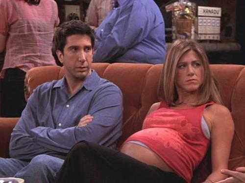 Когда росс узнает что рейчел беременна 98