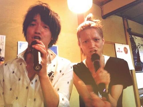 Ryosuke brother blog update